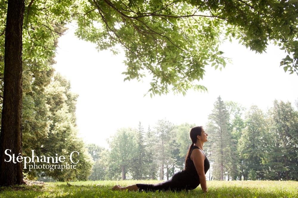 photographie portrait femme posture