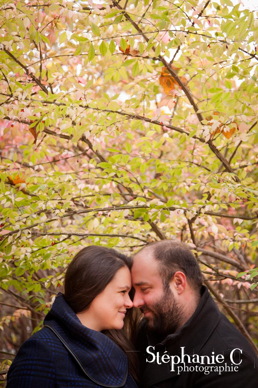 couple front a front en nature